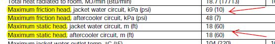 sample cooling system data